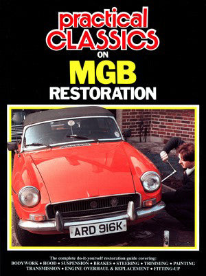 Image of Practical Classics On MGB Restoration