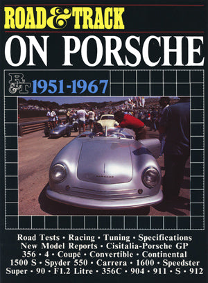 Image of On Porsche Road & Track 1951-1967