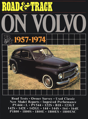 Image of On Volvo Road & Track 1957-1974