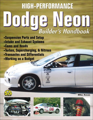 High Performance Dodge Neon Builder's Handbook