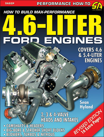 How to Build Max Performance 4.6 Liter Ford Engines
