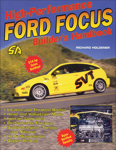High Performance Ford Focus Builder's Handbook