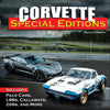 Corvette Special Editions: Includes Pace Cars, L88s, Callaways, Z06s and More