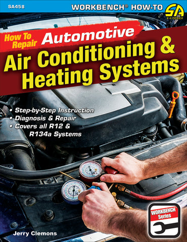 How to Repair Automotive Air-Conditioning & Heating Systems
