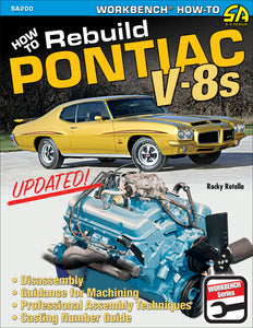 How to Rebuild Pontiac V-8s - Updated Edition