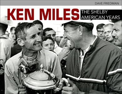 Ken Miles: The Shelby American Years