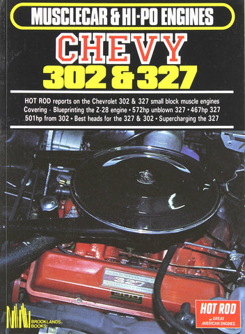 Chevy 302 & 327 Musclecar & Hi-Po Engines