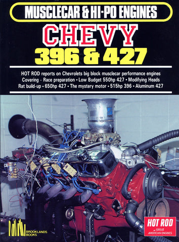 Chevy 396 & 427 Musclecar & Hi-Po Engines