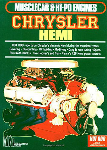Image of Chrysler Hemi Musclecar & Hi-Po Engines