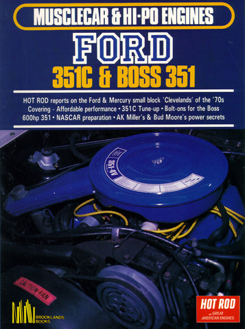 Ford 351C & Boss 351 Musclecar & Hi-Po Engines