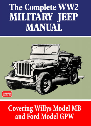 Image of The Complete WW2 Military Jeep Manual