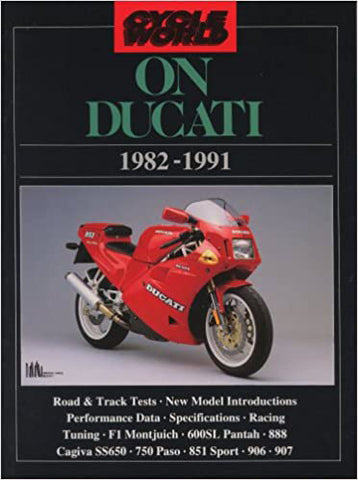 Image of Cycle World On Ducati 1982-1991