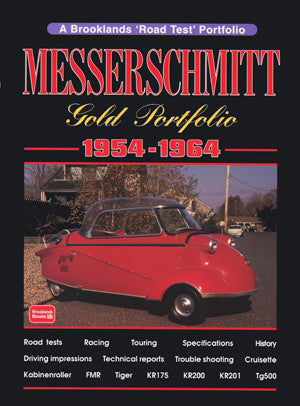 Image of Messerschmitt Gold Portfolio 1954-1964