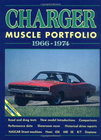Image of Charger Muscle Portfolio 1966-1974