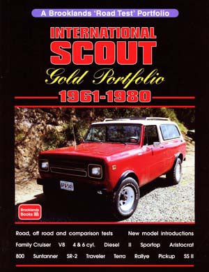 Image of International Scout Gold Portfolio 1961-1980