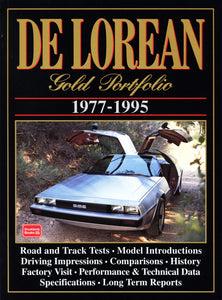 Delorean Gold Portfolio 1977-1995