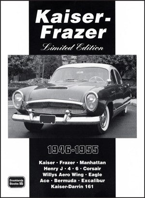 Image of Kaiser-Frazer Limited Edition 1946-1955