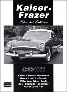 Kaiser-Frazer Limited Edition 1946-1955