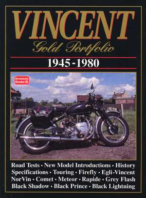 Image of Vincent Gold Portfolio 1945-1980