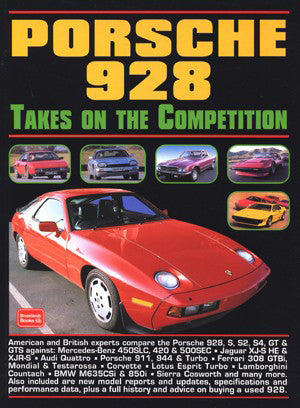 Image of Porsche 928 Takes On the Competition