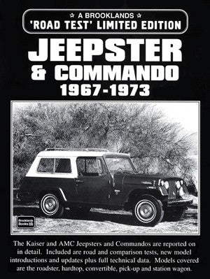 Image of Jeepster & Commando Limited Edition 1967-1973
