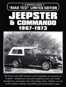 Jeepster & Commando Limited Edition 1967-1973
