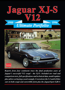 Jaguar XJS V12 Ultimate Portfolio 1988-1996