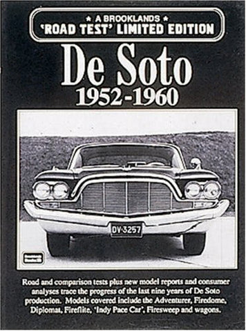 Image of De Soto Limited Edition 1952-1960