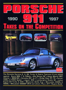 Porsche 911 1990-1997 Takes On Competition