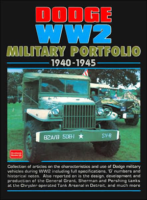 Image of Dodge WW2 Military Portfolio 1940-1945