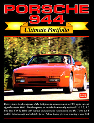 Image of Porsche 944 Ultimate Portfolio