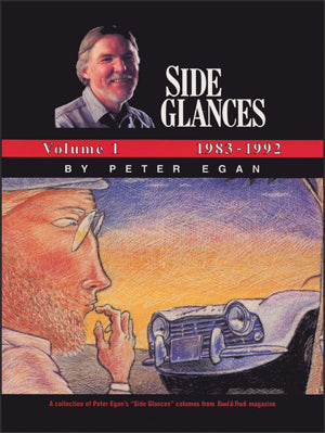 Image of Side Glances by Peter Egan Volume 1: 1983-1992