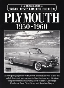 Plymouth Limited Edition 1950-1960