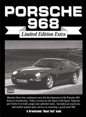 Image of Porsche 968 Limited Edition Extra
