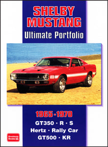 Shelby Mustang Ultimate Portfolio 1965-1970