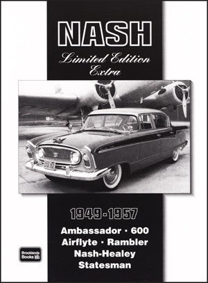 Image of Nash Limited Edition Extra 1949-1957