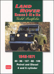 Land Rover Series 1, 2 & 2A Gold Portfolio 1948-1971
