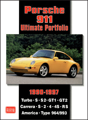 Image of Porsche 911 Ultimate Portfolio 1990-1997