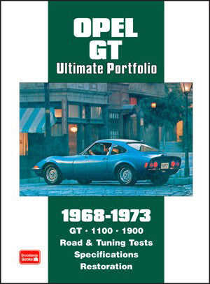 Image of Opel GT Ultimate Portfolio 1968 - 1973
