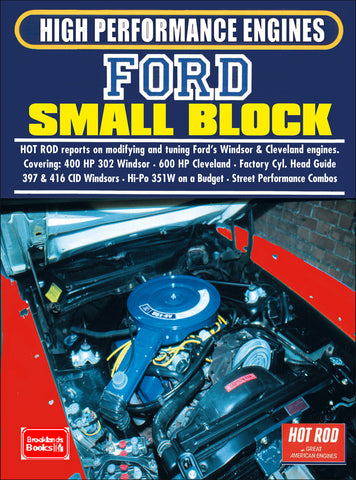 Ford Small Block High Performance Engines