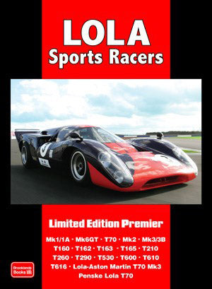 Image of Lola Sports Racers Limited Edition Premier