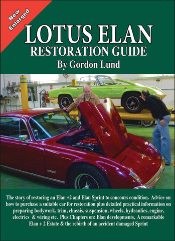 Lotus Elan Restoration Guide