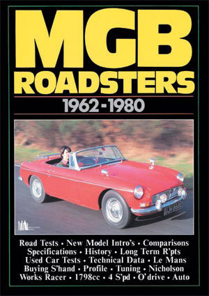 Image of MGB Roadsters 1962-1980