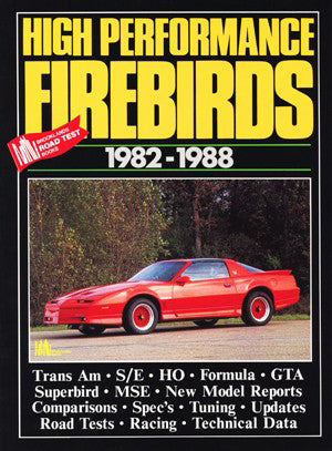Image of High Performance Pontiac Firebirds 1982-1988
