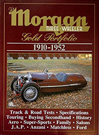 Morgan 3-Wheeler Gold Portfolio 1910-1952
