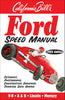 Ford Speed Manual