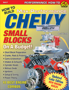 David Vizard's How to Build Max-Performance Chevy Small-Blocks on a Budget