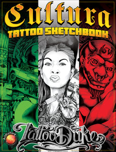 Cultura Tattoo Sketchbook