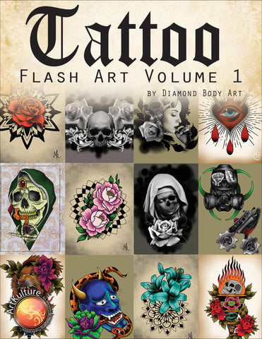 TATTOO - Flash Art Vol. 1
