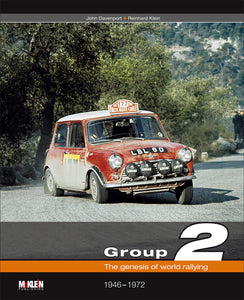 Group 2: The genesis of world rallying